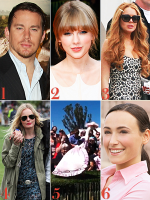 Channing Tatum, Taylor Swift