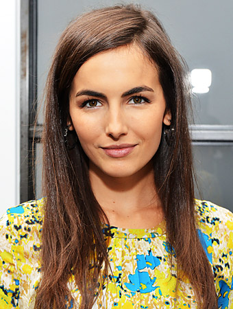 How to Do a Matte Nude Lip Like Camilla Belle : InStyle.com What's Right Now