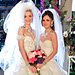 First Look: Jaime King and Rachel Bilson&#039;s Hart of Dixie Wedding Dresses