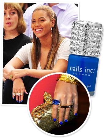 Beyonce Nails
