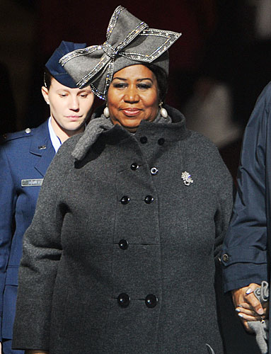 Aretha Franklin Hat