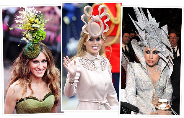 Sarah Jessica Parker, Princess Beatrice, Lady Gaga