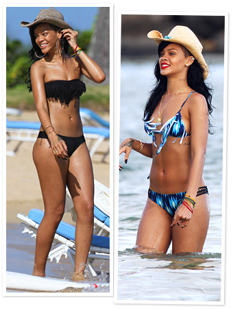 Rihanna Bikini Photo Splash News (2)