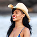 Shop the Look: Rihanna's Sexy Fringed Bikinis