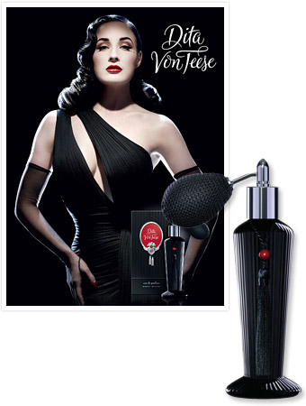 Dita Von Teese Fragrance
