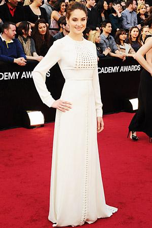 Shailene Woodley Oscars