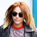 Miley Cyrus Gets Cinnamon Ombre Strands