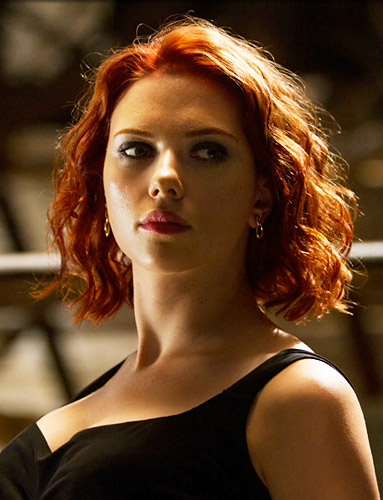 Scarlett Johansson, The Avengers