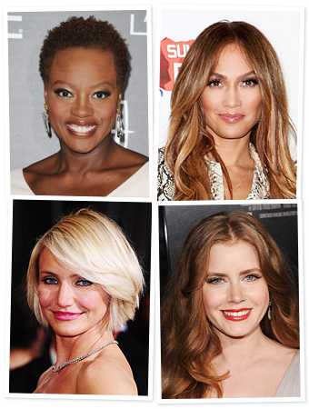 Viola Davis, Jennifer Lopez, Cameron Diaz, Amy Adams