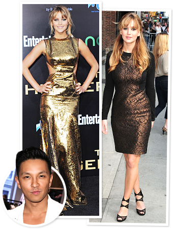 Prabal Gurung, Jennifer Lawrence