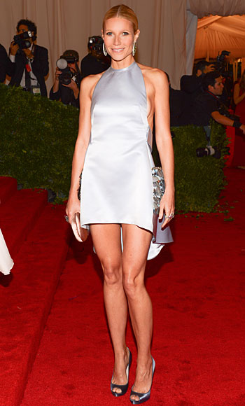 Met Gala 2012 Red Carpet, Gwyneth Paltrow