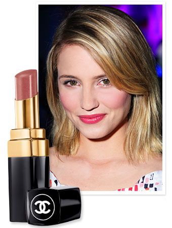 Dianna Agron Makeup