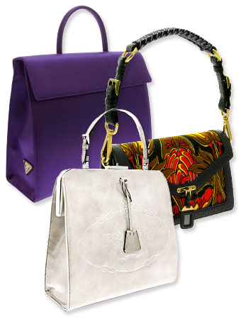 Prada MET Re-edition Bags