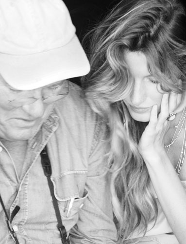 David Yurman and Gisele Bundchen
