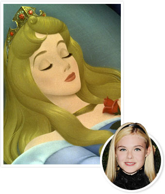 Elle Fanning, Sleeping Beauty