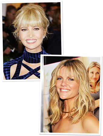 New Hair - Ivanka Trump - Brooklyn Decker