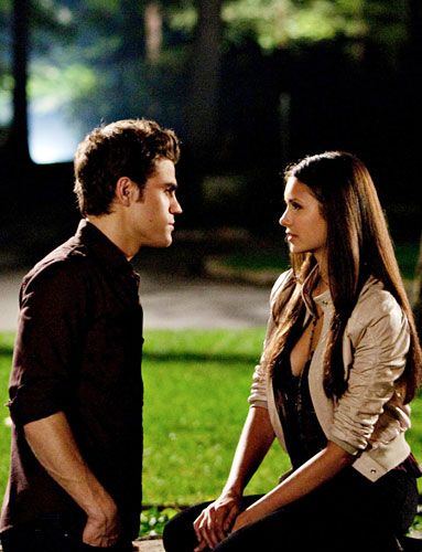 The Vampire Diaries cutest couple moments