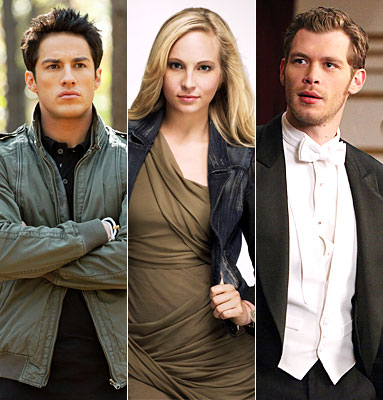 best TV love triangles
