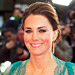 Every Angle of Duchess Catherine's Teal Jenny Packham Gown