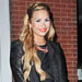 Demi Lovato Debuts an Even Blonder &#039;Do