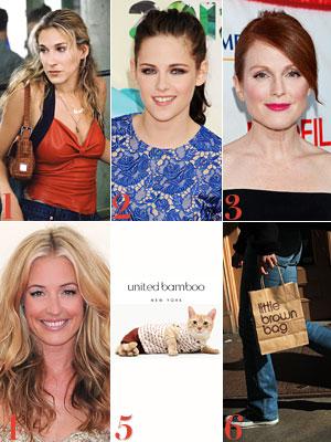 Sarah Jessica Parker, Kristen Stewart