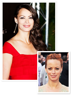 Berenice Bejo Hair