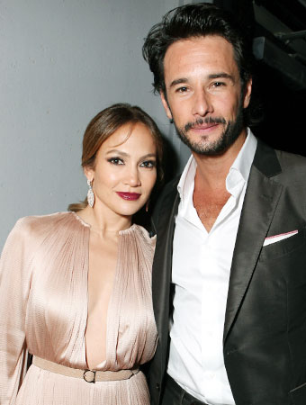Jennifer Lopez and Rodrigo