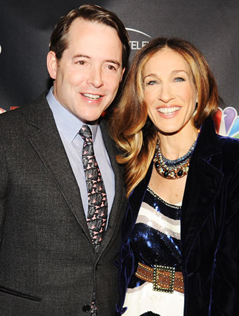 Matthew Broderick, Sarah Jessica Parker