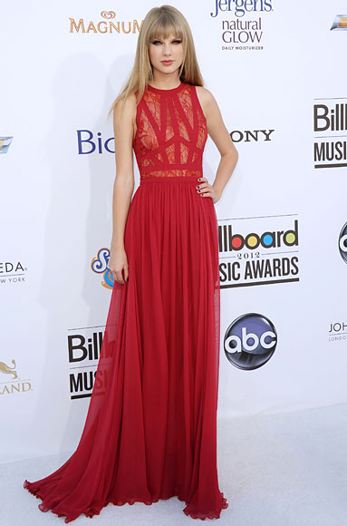 Taylor Swift, Billboard Music Awards 2012