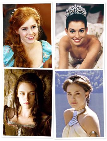 movie princesses