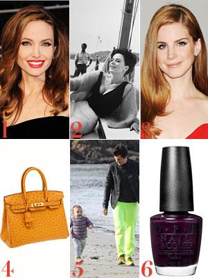 Angelina Jolie, Cannes, Lana Del Rey