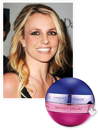 Britney Spears New Fragrance