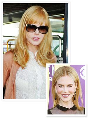 Nicole Kidman Haircut