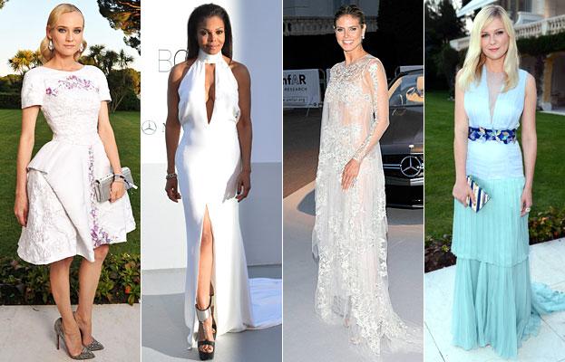 Diane Kruger, Janet Jackson, Heidi Klum, Kirsten Dunst