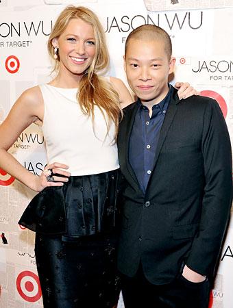 Jason Wu, Blake Lively