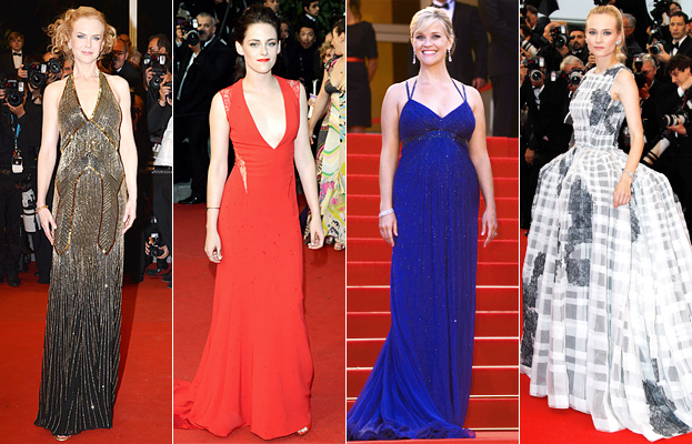 Nicole Kidman, Kristen Stewart, Reese Witherspoon, Diane Kruger