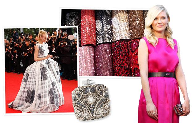 Cannes Film Festival 2012, Diane Kruger, Swarovski, Kirsten Dunst