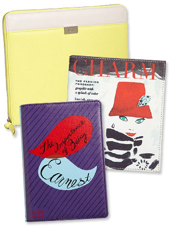 tablet covers, Diane von Furstenberg, Kate Spade