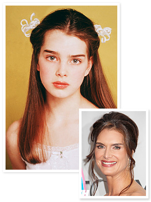 Brooke Shields birthday
