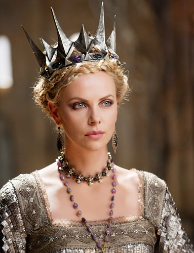 Snow White and the Huntsman, Charlie Theron
