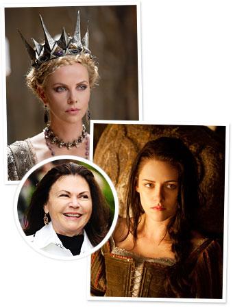 Charlize Theron, Kristen Stewart, Colleen Atwood, Snow White