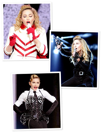 Madonna, MDNA tour