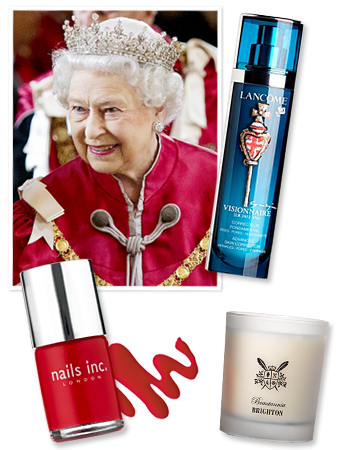 Jubilee Beauty Products - Queen Elizabeth