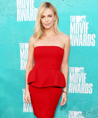 Peplum at MTV Movie Awards
