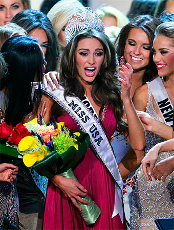 Miss USA 2012, Olivia Culpo, Rhode Island