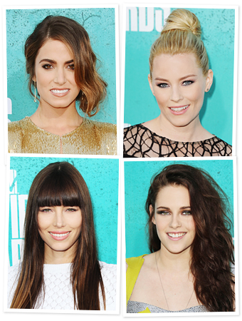 MTV Movie Awards - Beauty 