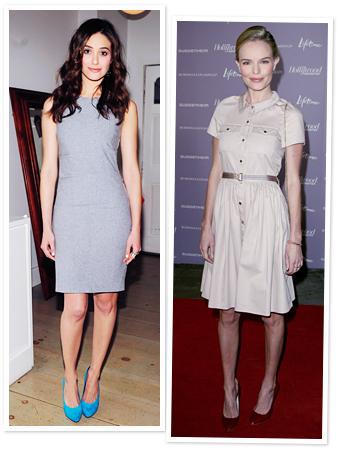 Emmy Rossum, Kate Bosworth