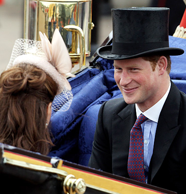 Catherine Middleton, Prince Harry, Diamond Jubilee
