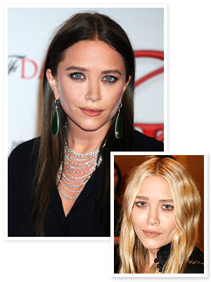 Mary-Kate Olsen - Hair