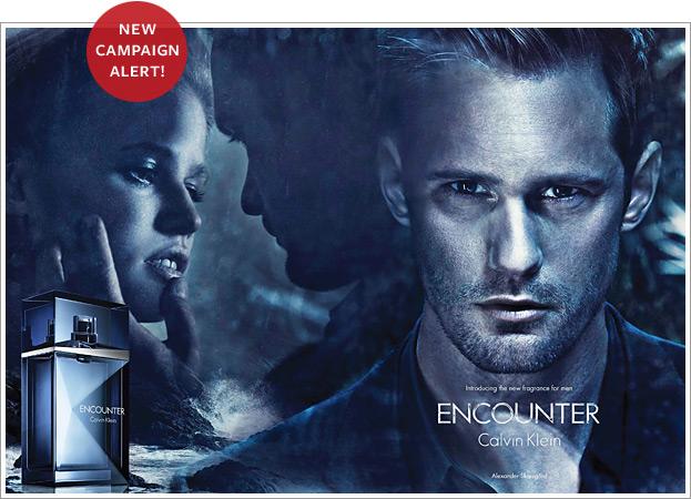 Alexander Skarsgard - Calvin Klein Encounter